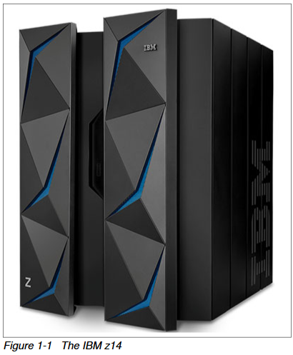 What Do Ibm Mainframe Computers Look Like Today