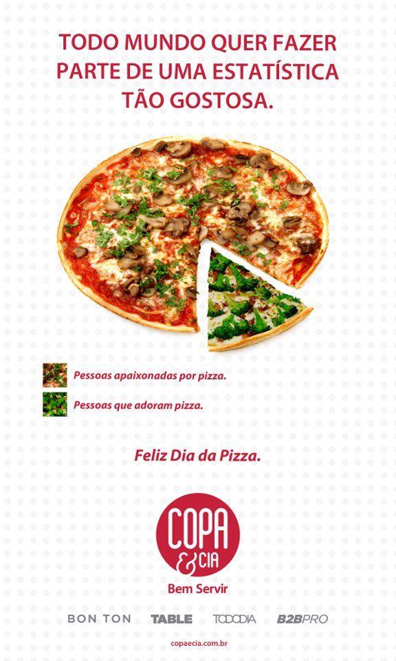 #DiaDaPizza