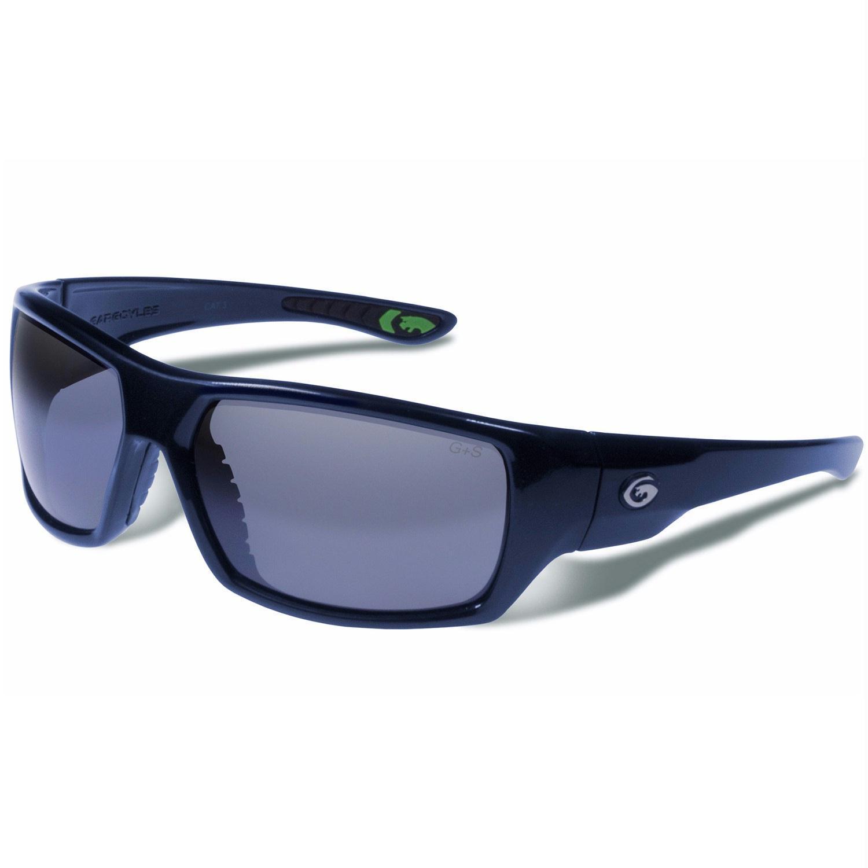 5c5406698404 Gargoyles Wrath Performance Sunglasses-Navy Frame