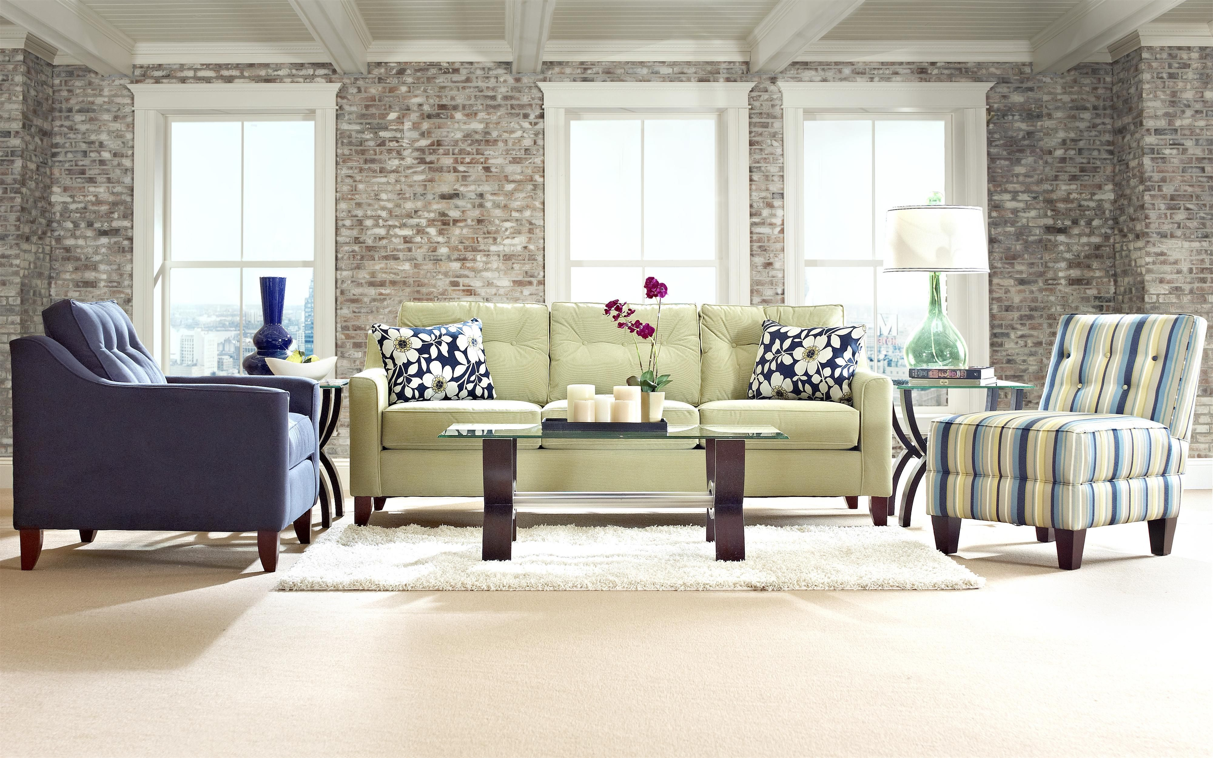 Shop For The Klaussner Audrina Sofa At Darvin Furniture   Your Orland Park,  Chicago, IL Furniture U0026 Mattress Store