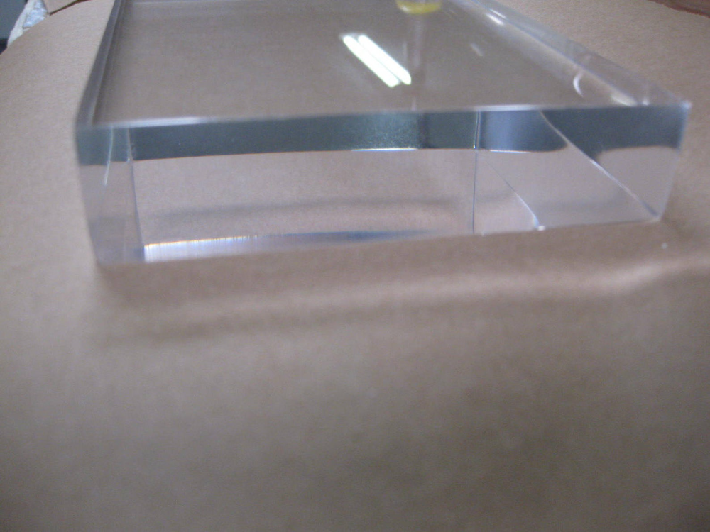 Fully Polished Edges 1 X 12 X 12 Cell Cast Etsy In 2020 Cast Acrylic Plexiglass Plexiglass Sheets