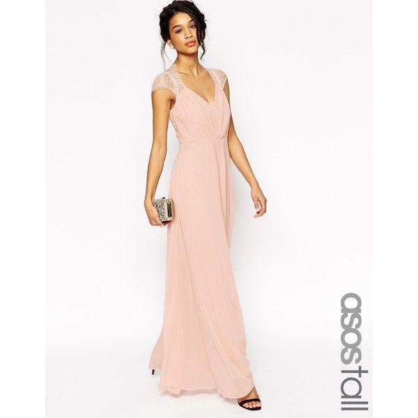 Kate lace maxi dress