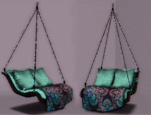 hanging chair the sims 4 blue leather dining chairs lana cc finds pixelecstasy conversion you get