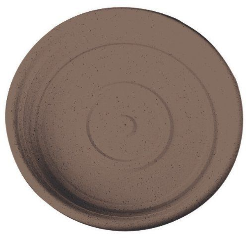Allied Precision Industries Sdc24bbrz Duracotta Saucer 24 Inch Broadway Bronze By Allied Precision Industries 16 19 Clay Pots Garden Pots