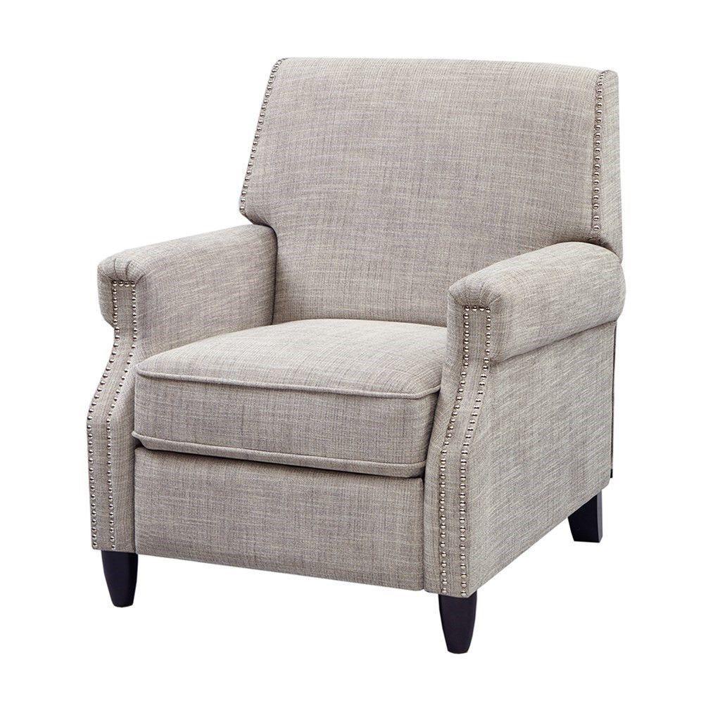 Wesleyan push back recliner