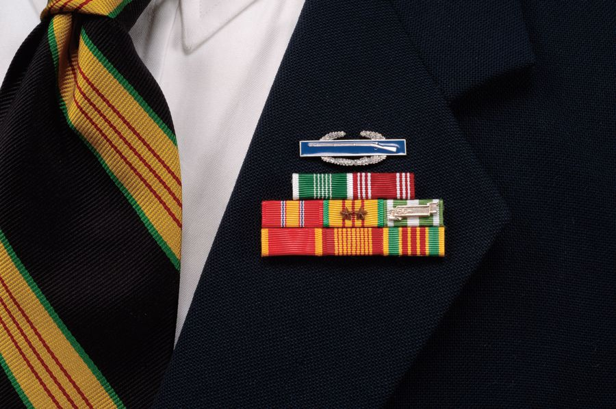 Build Your Ribbons Rack Mini, Medals of america, Army medals