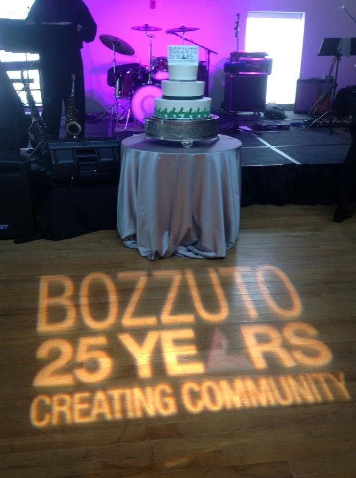 bozzuto 25th anniversary