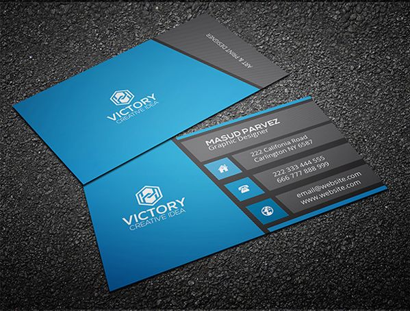 Free Business Cards Psd Templates Print Ready Design Freebies Graphic Design Junction Create Business Cards Modern Business Cards Design Modern Business Cards