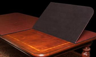 Custom Made High Quality Table Pads Berger S Table Pads Table Pads Custom Table Buy Dining Room Table