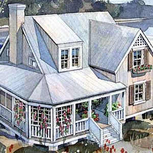 Top 25 Coastal House Plans In 2020 Beach Cottage House Plans Cottage Floor Plans Southern Living House Plans