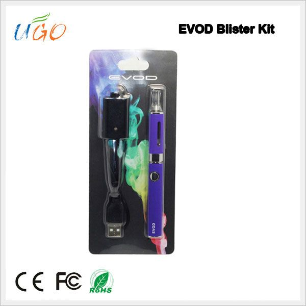 China wholesale E cigarette Evod/Evod MT3 starter kit e