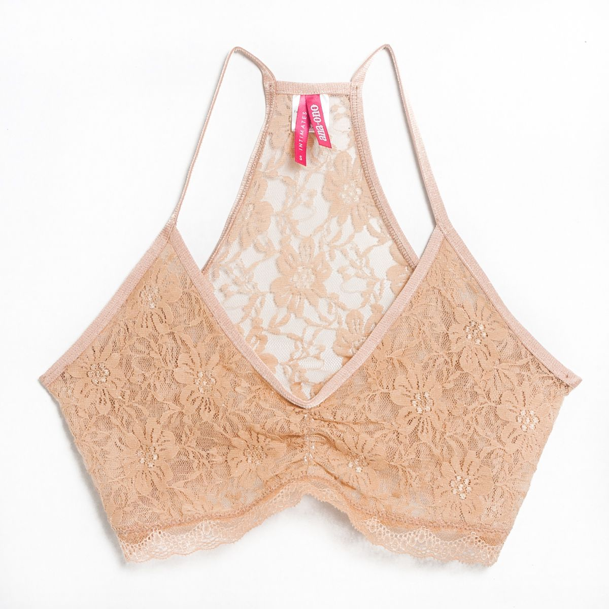 1e1aa32943190 The Kelly Bra in Nude. Perfect for unilateral and bilateral mastectomies