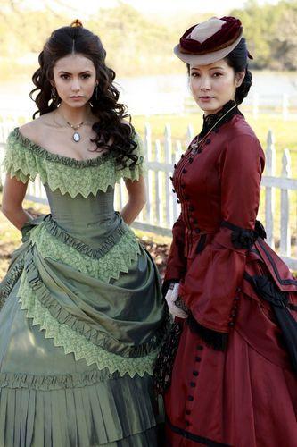The vampire diaries cosplay