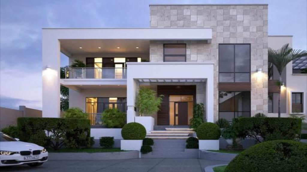 The Finest Design Of Flat Roof Homes For Your Excellent Selection In 2020 Flat Roof House Flat Roof House Designs Modern Exterior House Designs