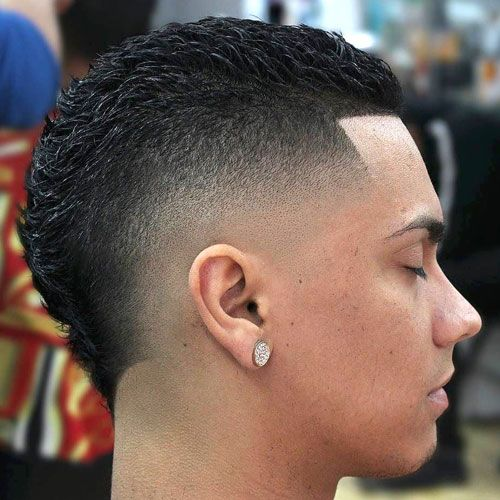 Mexican Hair Top 19 Mexican Haircuts For Guys 2020 Guide Mexican Hairstyles Burst Fade Mohawk Mohawk Haircut