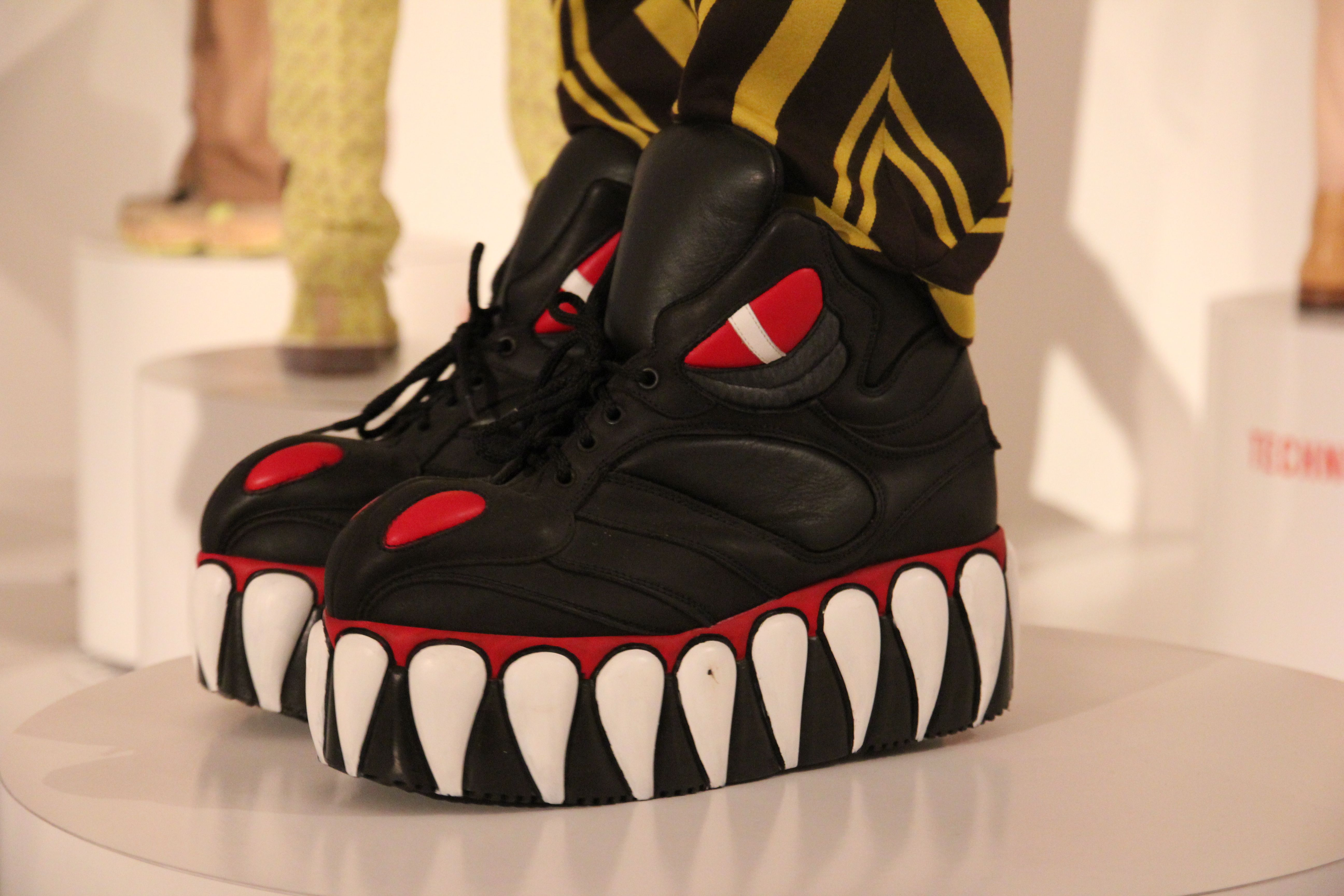 Walter van Beirendonck, shoes | Walter