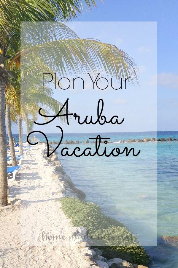 Aruba is a beautiful island with gorgeous