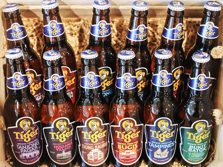 Local Brands That Have Gone Global Tiger Beer Has Gone Singapore