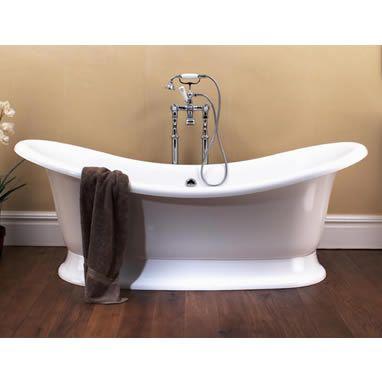 Victoria Albert Marlborough Freestanding Bath With Images