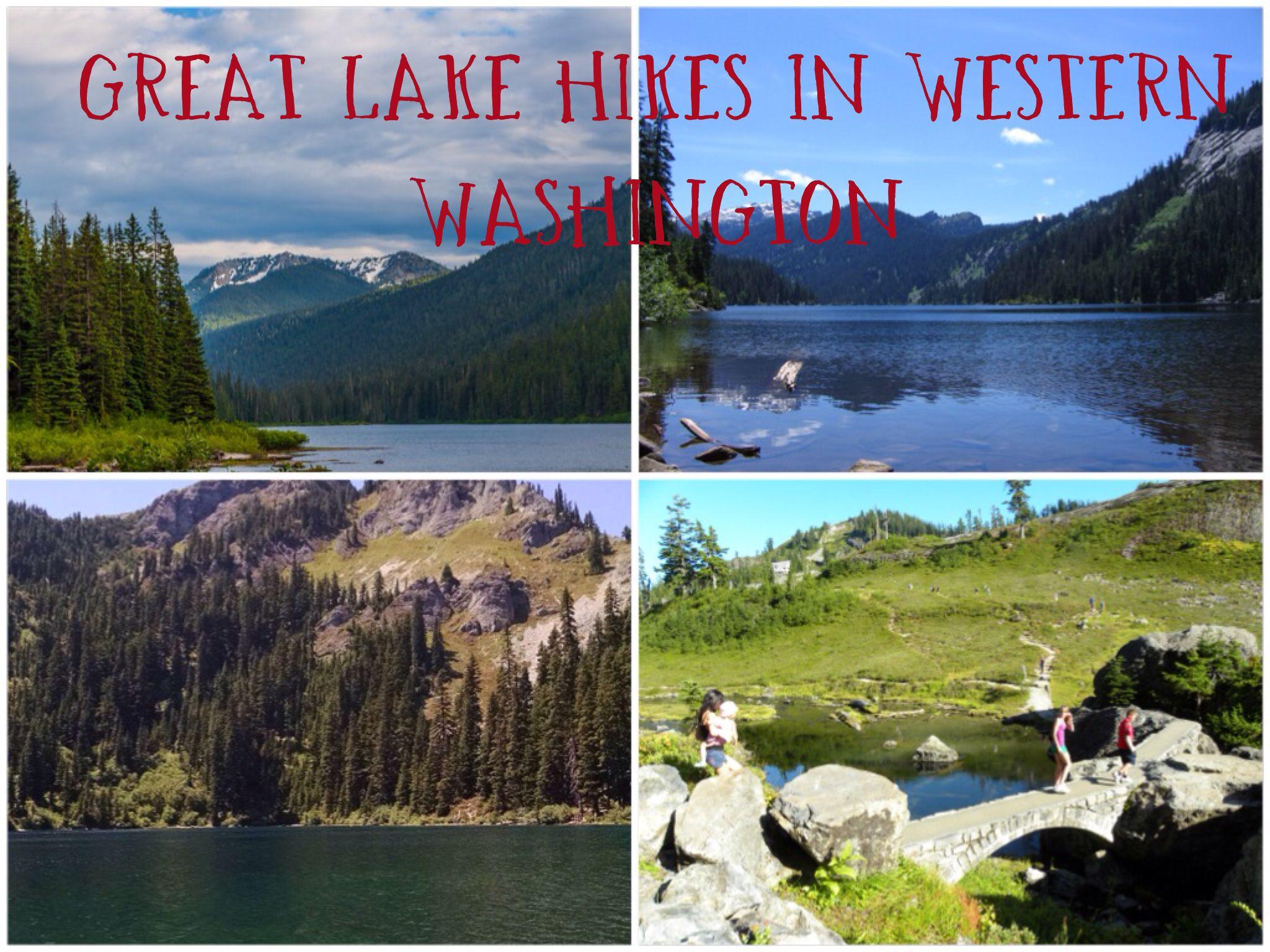 Great Lake Hikes 5 Family Hikes To Mountain Lakes
