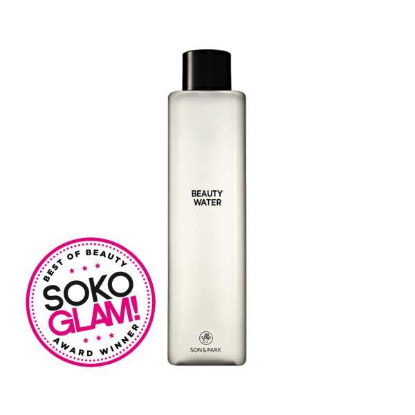 Photo of Son & Park Cleansing Beauty Water and Skin Toner