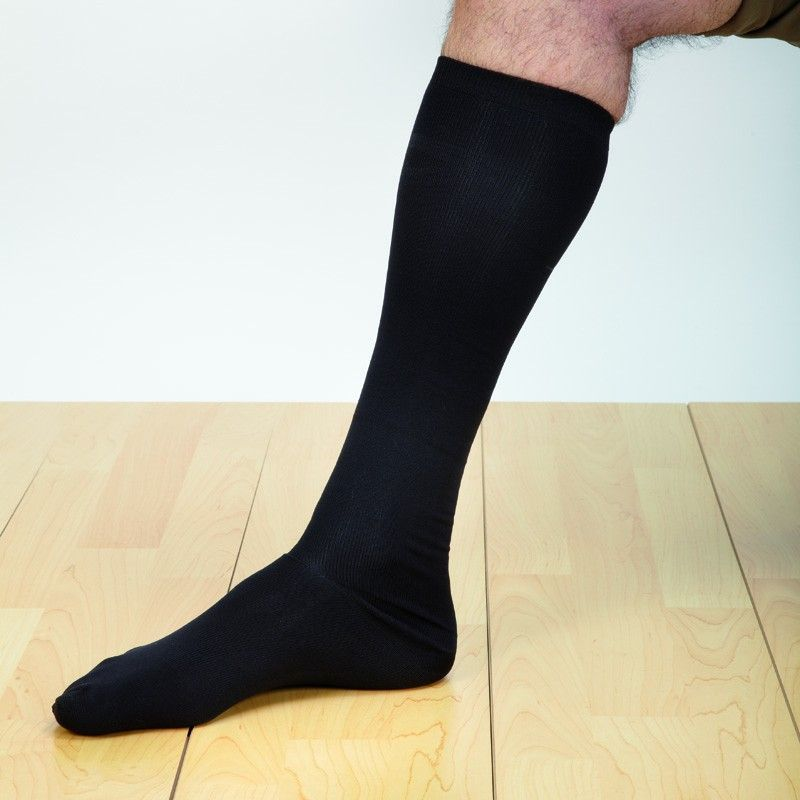 Flight Socks - great for long trips or prolonged sitting. Prevent fluid  retention in the legs and ankles #flightsocks #socks #foot… | Flight socks,  Socks, Feet care