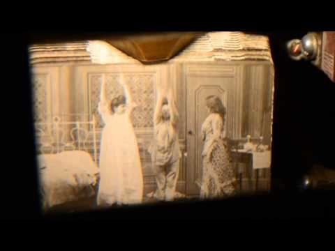 Bedroom Frolic | Girls Undressing in early Silent film