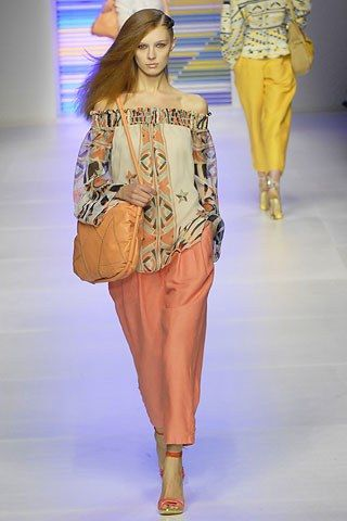 Emilio Pucci Spring 2008 Ready-to-Wear Collection Photos - Vogue