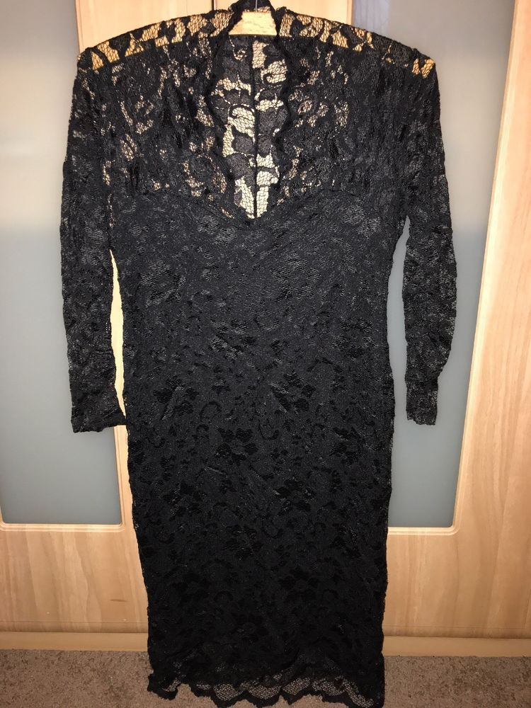 cab3dfd81e3d4 Maternity Dress-size 8-ASOS-black Lace- Gorgeous For Christmas Party  #fashion #clothing #shoes #accessories #womensclothing #maternity (ebay  link)