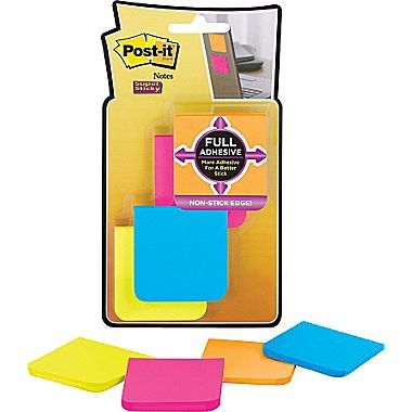post it super sticky full adhesive 2 x 2 rio de janiero notes 8