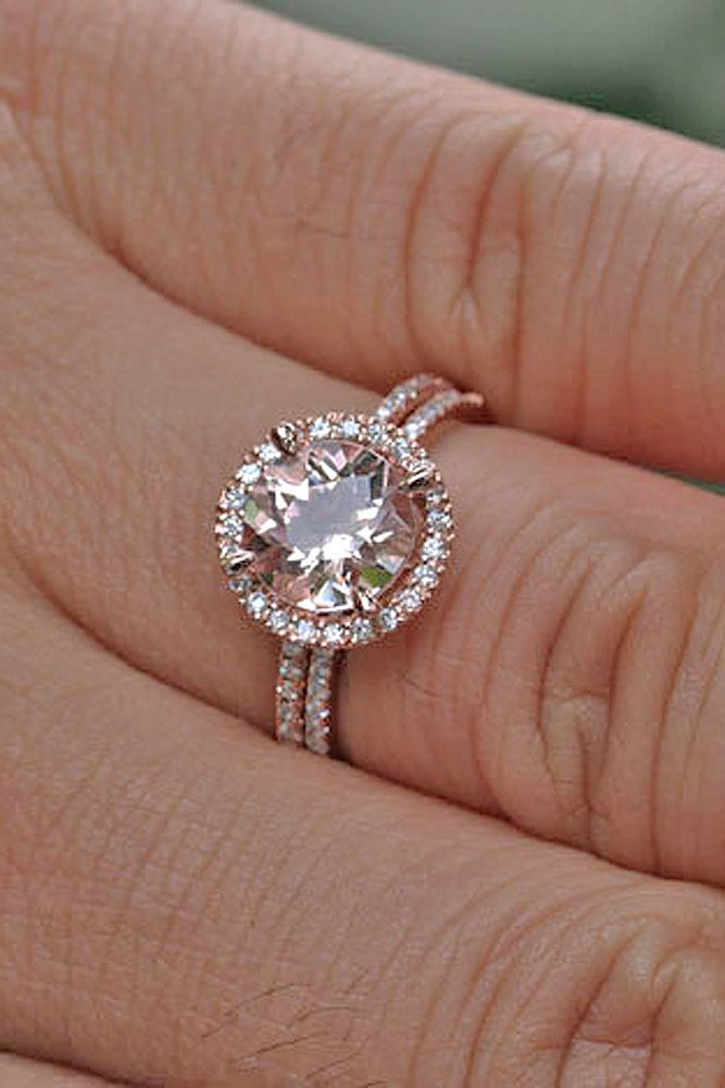 Dazzling Diamond Engagement Rings Of Her Dreams ❤ See More:  Http://www.weddingforward.com/diamond Engagement Rings/ #weddings  #weddingring