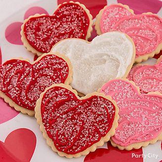 Heart Cookies Idea