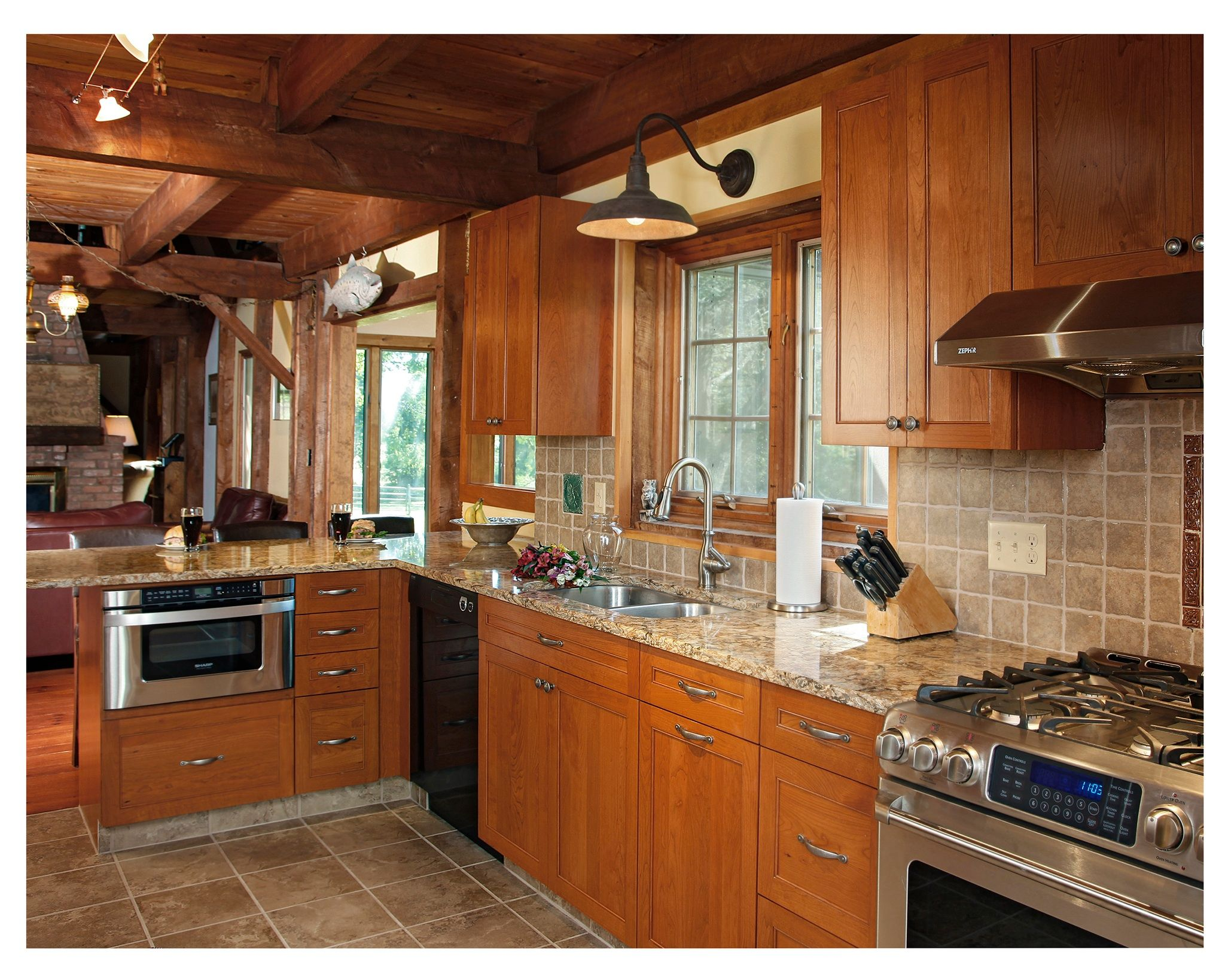 Image result for soapstone countertops | Wooden kitchen ...