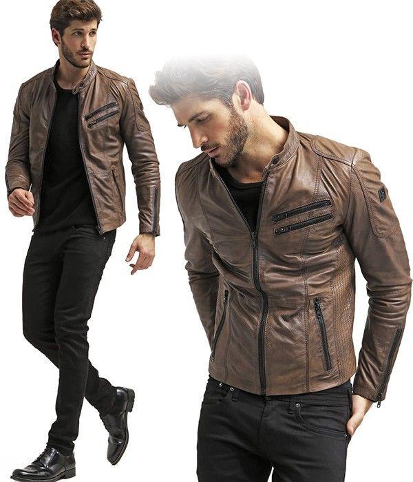 Les plus belles vestes en cuir