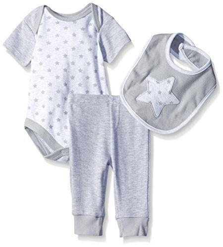 Rene Rofe Baby Boys 3pc Turn-Me-Round-Set