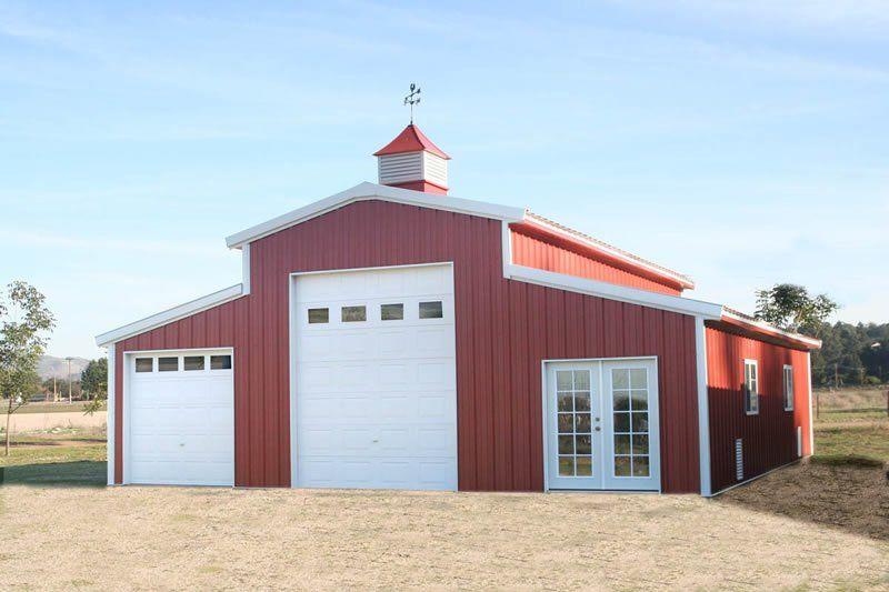 Pws rv garages rv barns rv barn pinterest rv garage for Rv garage kits for sale