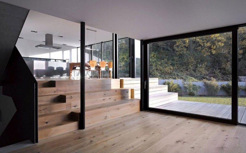 Casas minimalistas de dos plantas decoracin El blog de