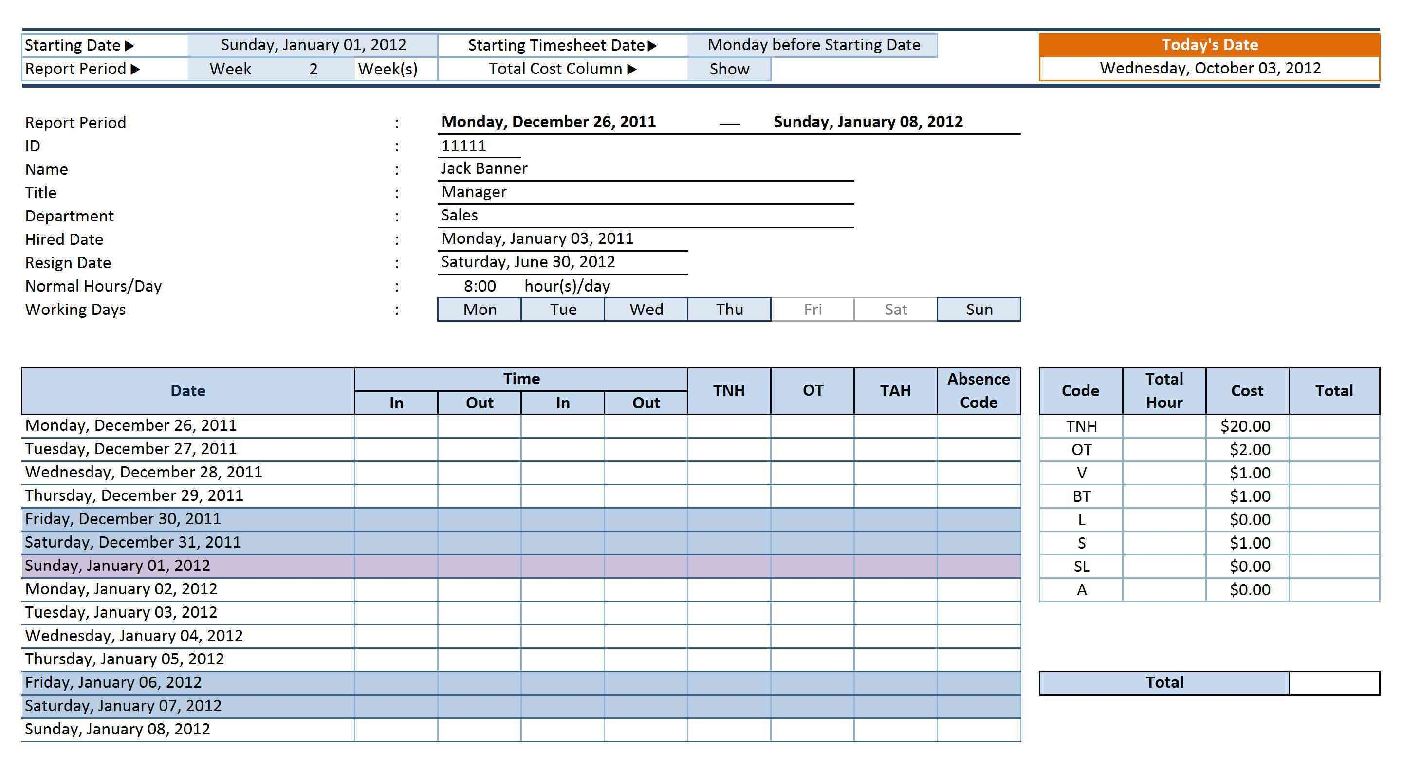 4 employee tracking templates case management