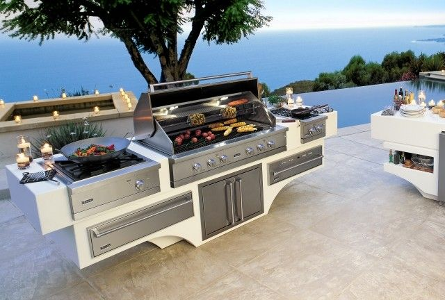 viking top grill marke luxusmodelle f r grill enthusiasten poolhaus pinterest outdoor. Black Bedroom Furniture Sets. Home Design Ideas