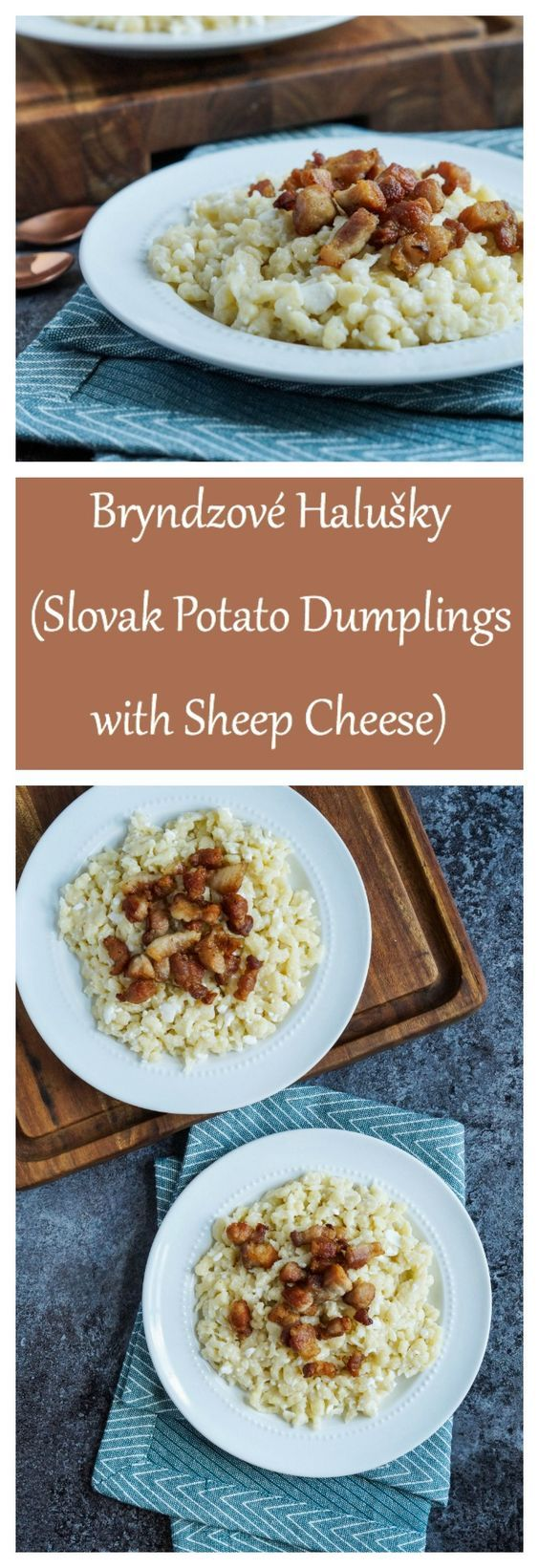 Photo of Potato Dumplings with Sheep Cheese – Tara's Multicultural Table