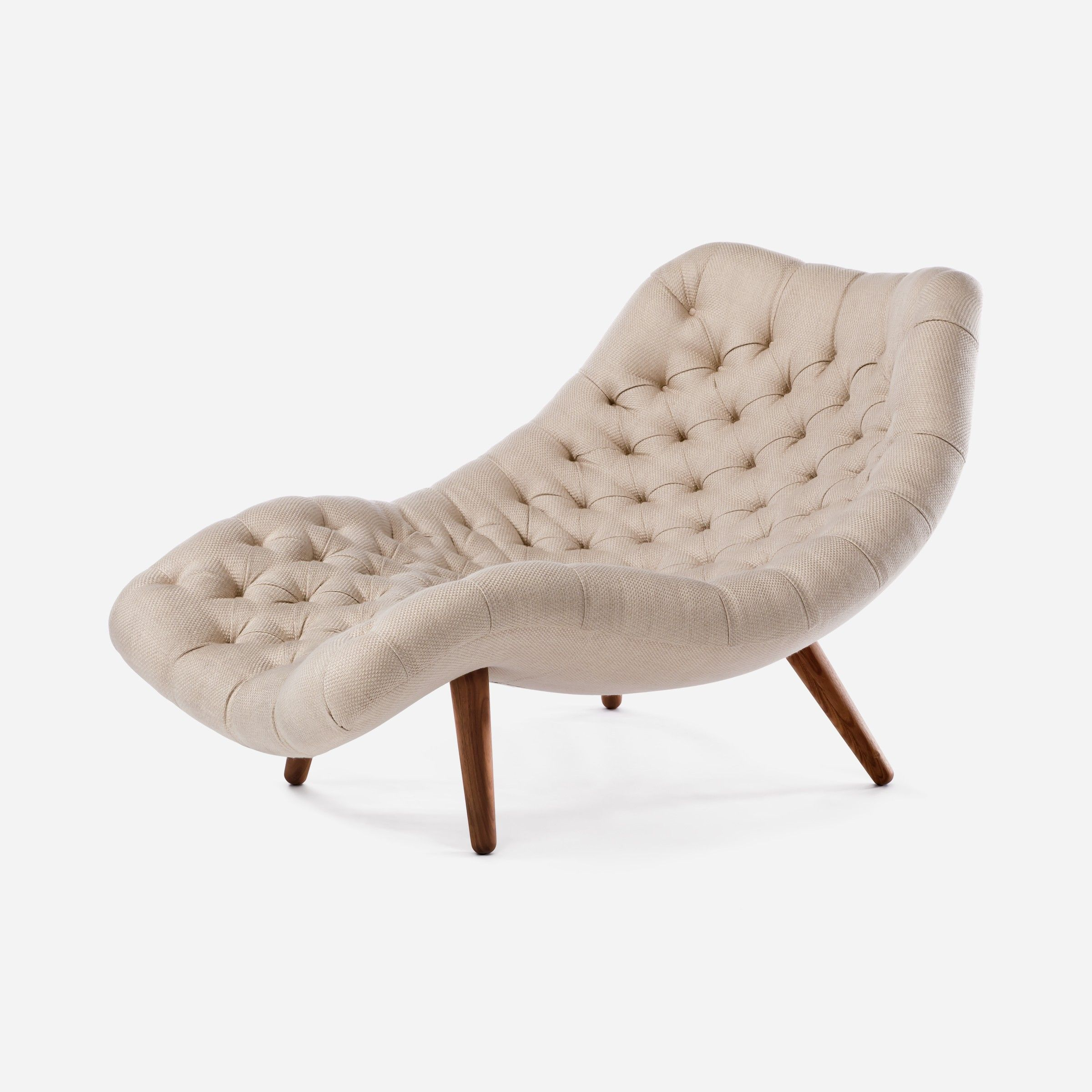Brasilia Chaise Upholstery Seating Modernica home