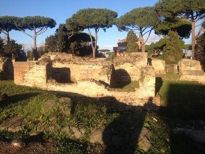 History History Anzio Roman Villa