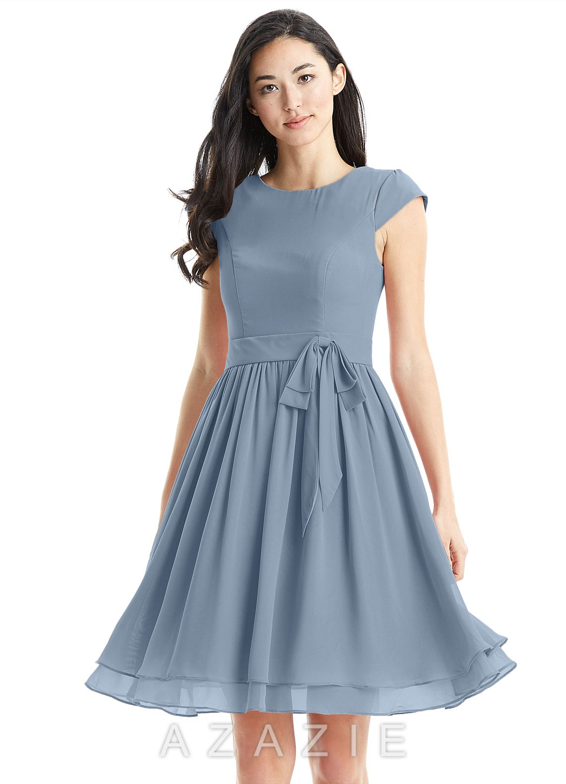 aa05e3eaa3 Azazie Ingrid Bridesmaid Dress