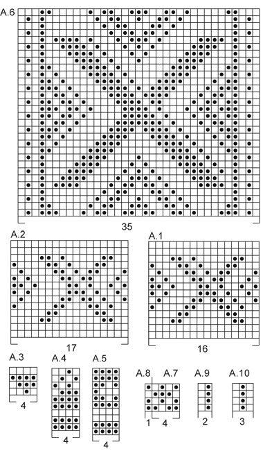 "Shadowfax / DROPS 135-7 - Kuviolliset DROPS sukat ""Karisma""-langasta. Koot 35-46. - Free pattern by DROPS Design"