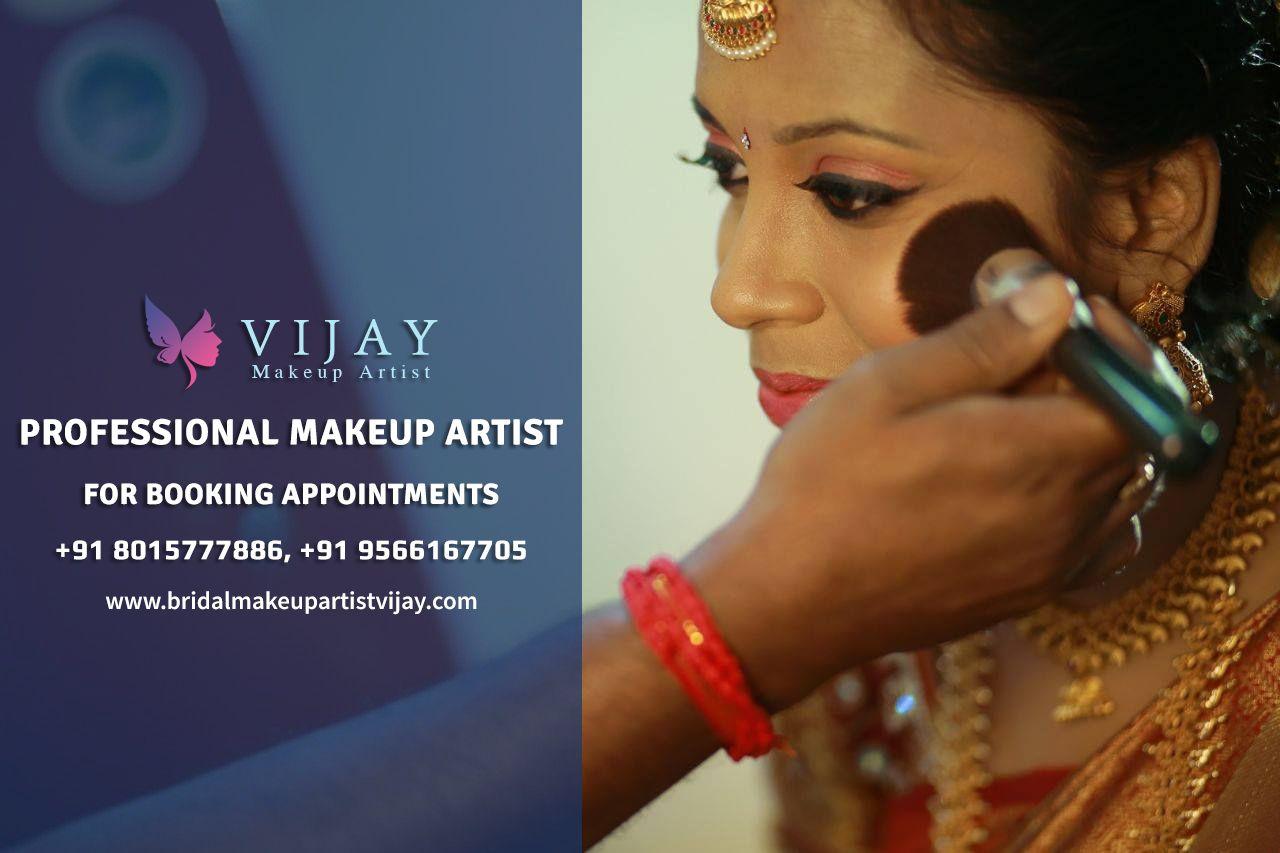 Bridal makeup artist in chennai best bridal makeup