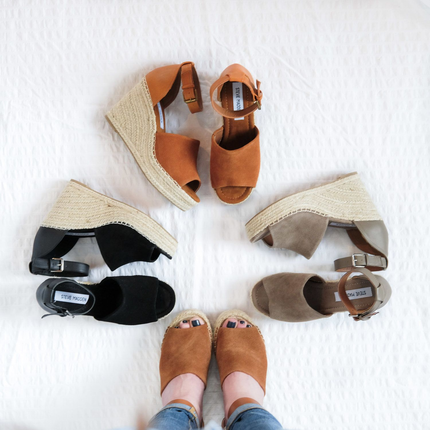 3f11bf28a4c MARC FISHER 'ADALYN' DUPES BY STEVE MADDEN FOR $60! | Shoes | Steve ...