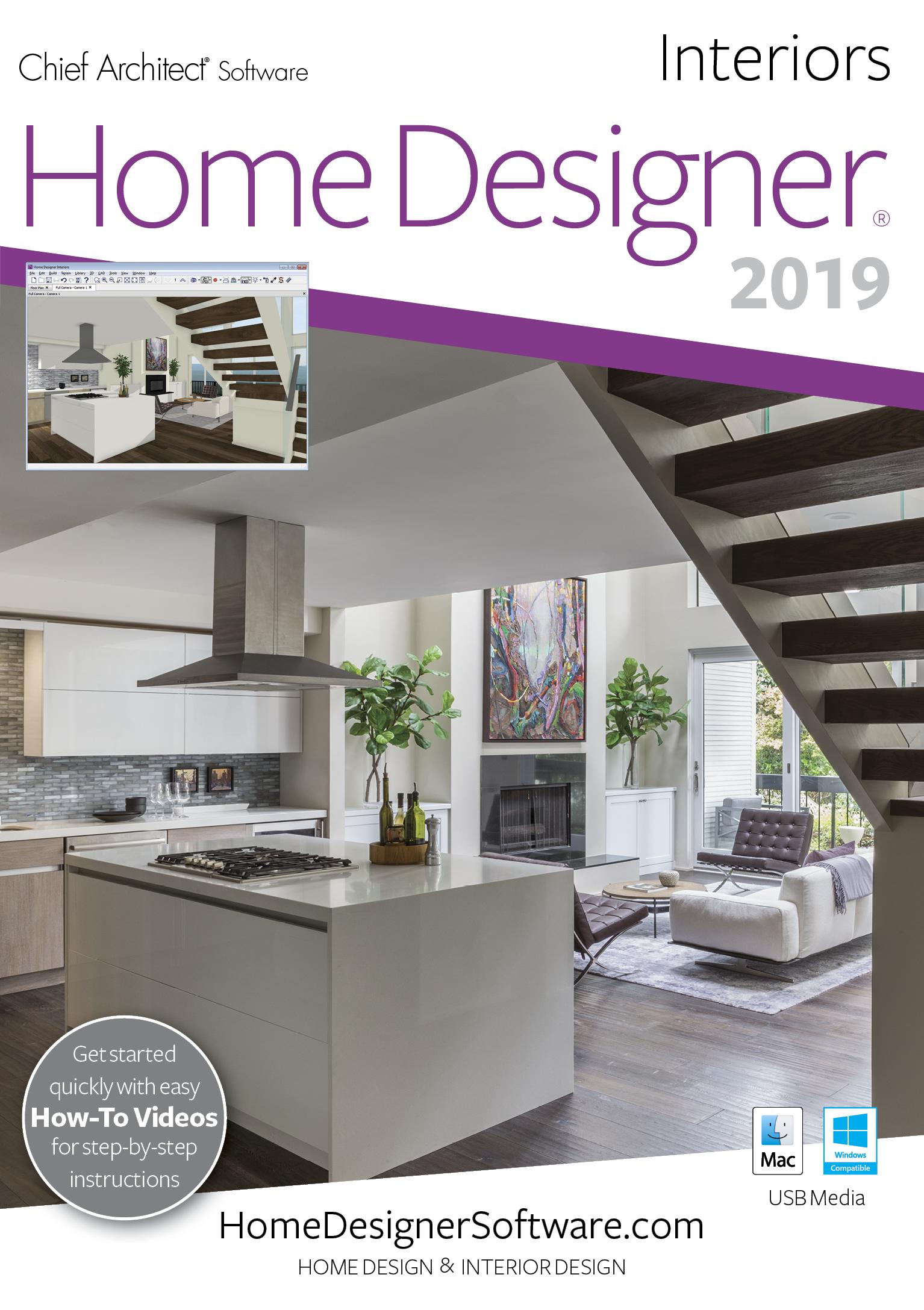 Home Designer Interiors 2019 Https Software Boutiquecloset Com Product Home Desig 3d Interior Design Software Interior Design Software Home Design Software