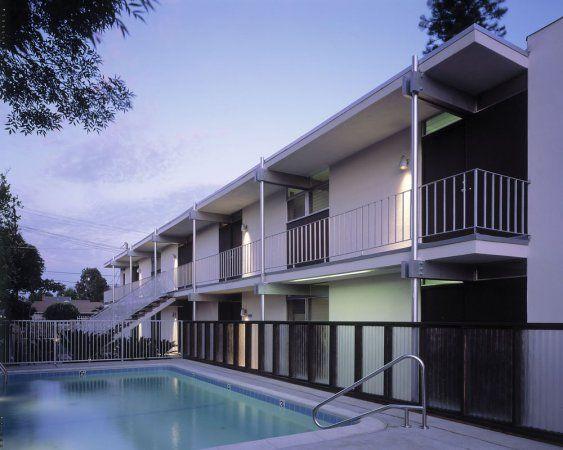 The Poster House Los Angeles Richard Neutra  MidCentury - Midcentury modern la