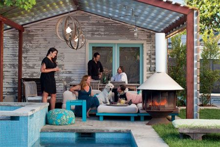 Delightful Tiny Courtyard Ideas | ... Diy Patio Ideas And Patio Designs That Are  Manageable