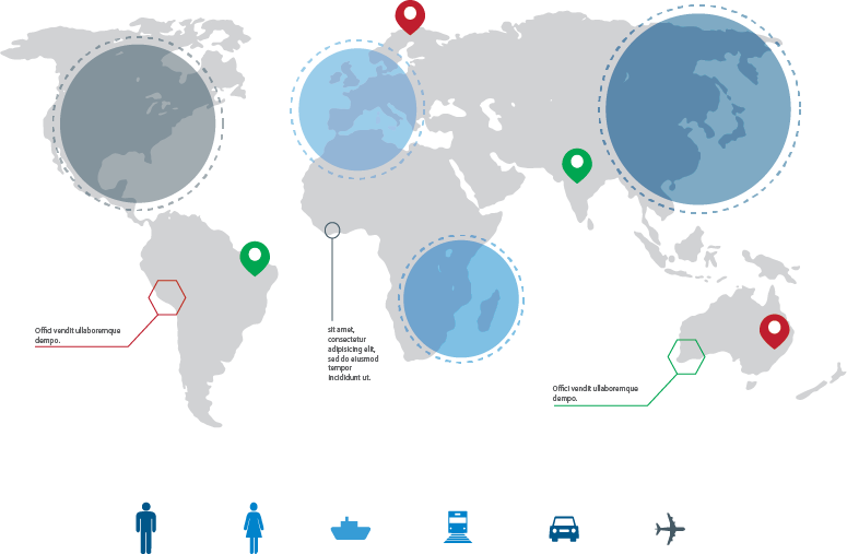 Free Prezi Templates A Useful World Map To Have In Your Collection Ideal For Almost Any Subject That Relate What Is Hening Globally